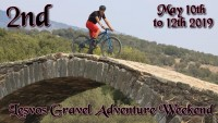 2nd Lesvos Gravel Adventure Weekend