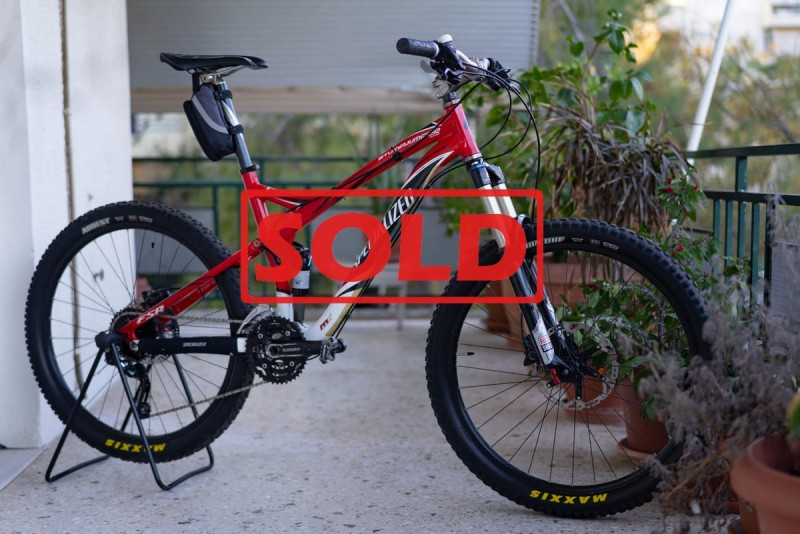Πωλείται Specialized Stumpjumper FSR 26""