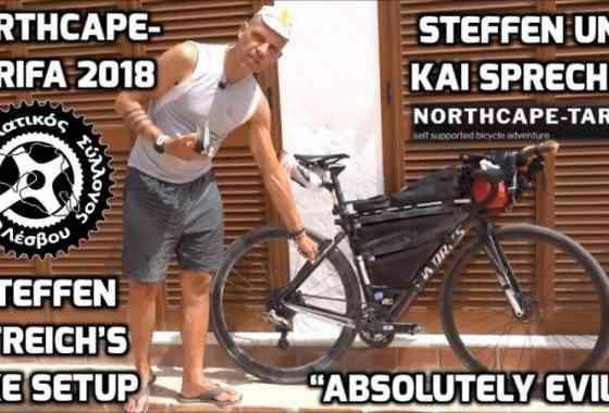 NorthCape-Tarifa - Steffen Streich - 7 μήνες μετά...