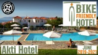 Bike Friendly Akti Hotel & Apartments